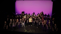 """Final Number: """"Morning Glow"""" from Pippin"""